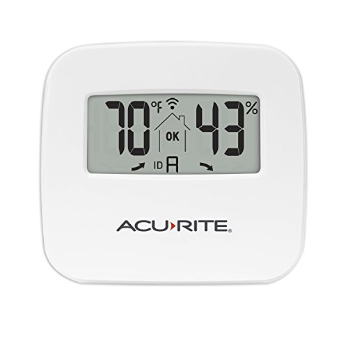 AcuRite Wireless Temperature and Humidity Sensor