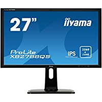 iiyama ProLite XB2788QS-B1 27 Wide Quad HD IPS Matt Black computer monitor LED display