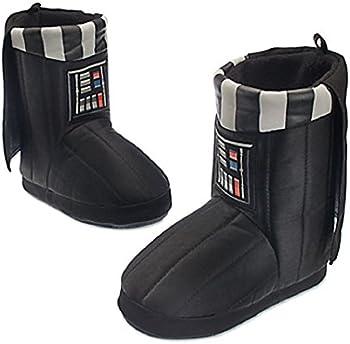Disney Darth Vader Deluxe Slippers for Kids