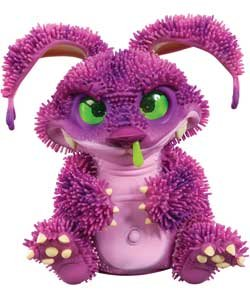 Xeno Ultra Violet Interactive Soft Toy.