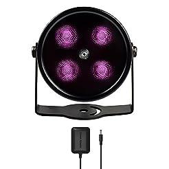 Tendelux 80ft IR Illuminator | AI4 No Ho...