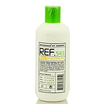 ref moisture shampoo