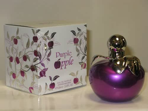 Purple Apple Perfume By Apple Parfums 3.4oz EDP Eau de Parfum Spray for Women