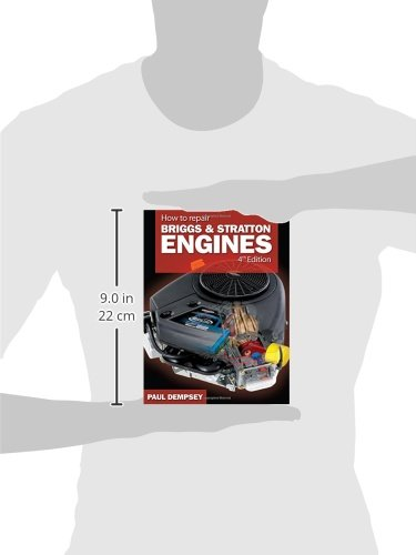 How to repair briggs and stratton engines 4th ed paul dempsey how to repair briggs and stratton engines 4th ed paul dempsey 9780071493253 amazon books fandeluxe Gallery