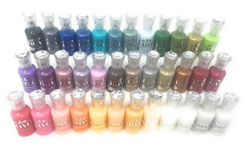 Nuvo Crystal Drops - Ultimate Collectors Bundle - Set of 36 colors by Nuvo
