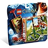 Lego Legends of Chima is a fantasy adventure set in land inhabited by different magical animal tribes and tells the classic story of good and evil, friendship and family.