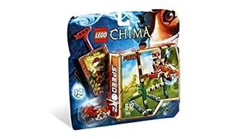 LEGO Legends of Chima Speedorz 70111 - Juego de construcción El último Asalto