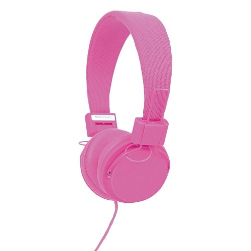 Neonz NEON-PNK-FIVE Headphones, Pink (Iphone 5 Hello Kitty Monster Inc)