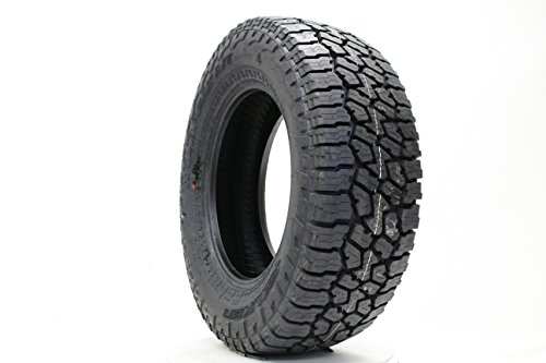 Falken Wildpeak AT3W all_ Terrain Radial Tire-265/70R17 115T (Best 17 Inch Tires)