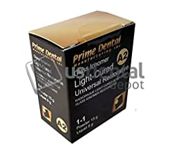 Prime-DENT Glass Ionomer Kit Light-Cured...