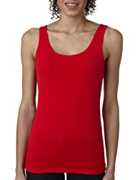 womens Next Level The Jersey Tank(3533)
