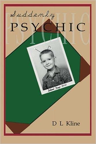Book Suddenly Psychic