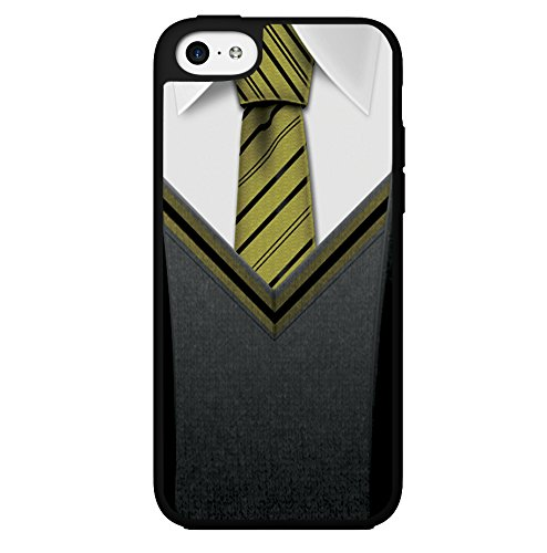 Men's Fashion Suit, Sweater and Tie Hard Snap on Phone Case (iPhone 5c)