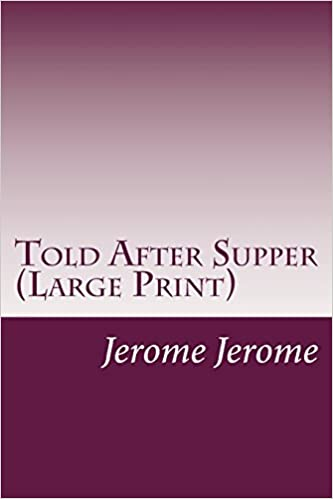 Book Told After Supper (Large Print)