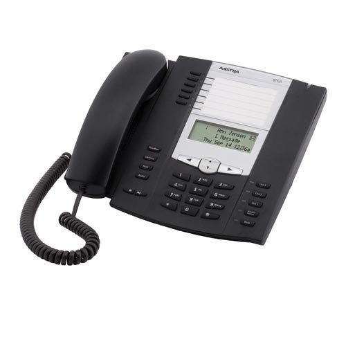 Aastra 53i IP Phone (6753i) (Certified Refurbished)