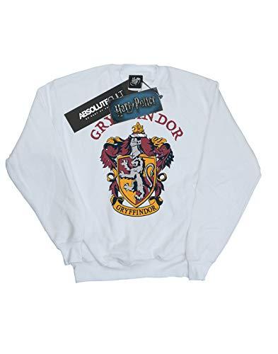 Grifondoro Harry Felpa Bianco Crest di Boy Potter xwSq1Xg