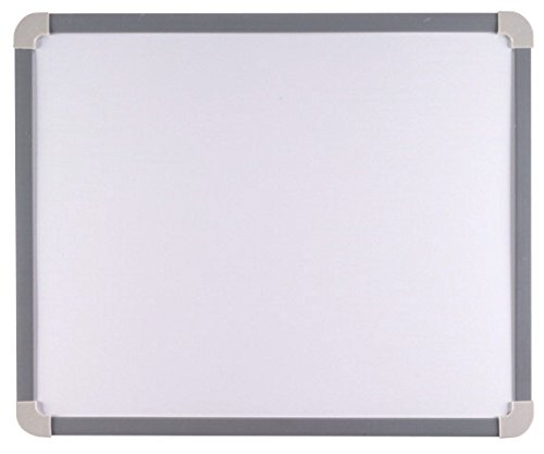 School Smart Magnetic Wipe-Off Board - Small - 17 1/4 x 14 1/2 inch