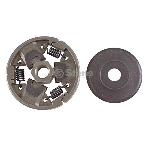 (Stens 646-425 Metal Clutch Assembly, Fits Stihl: 024, 026, MS240, MS260, MS261, MS270, MS271, MS280 and MS291 Chainsaws, Replaces Stihl: 1121 160 2051)