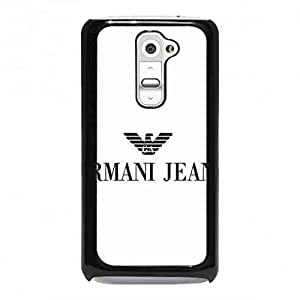 DIY Giorgio Armani Logo LG G2 Case,Armani Logo Phone Case For LG G2