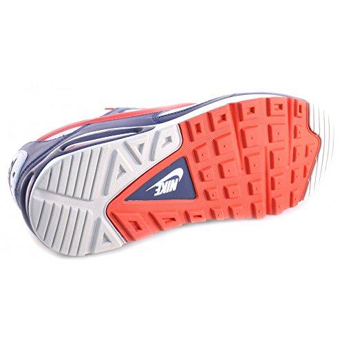 Nike Train Speed 4 Tb Mens Scarpe Da Ginnastica Sportive Allacciate In Maglia Bianca