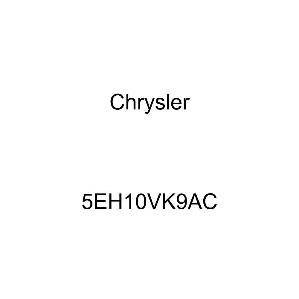 Genuine Chrysler 5EH10VK9AC Steering Wheel