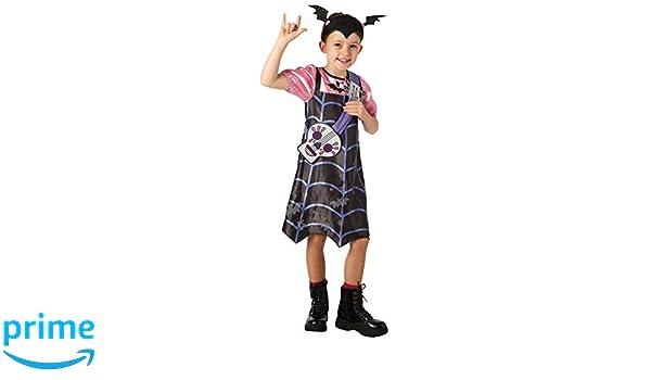 Rubies - Disfraz oficial de Vampirina de Disney para niños: Amazon ...