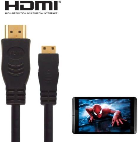 Nvidia Shield Tablet Android TV Mini HDMI a HDMI cable HDMI de ...