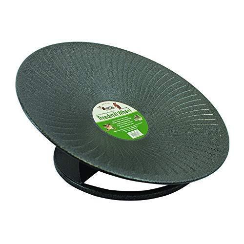 (Exotic Nutrition Metal Flying Saucer Wheel - The Treadmill Wheel 14