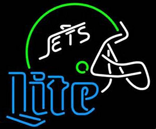 New York Jets Neon Sign (Urby™ 24