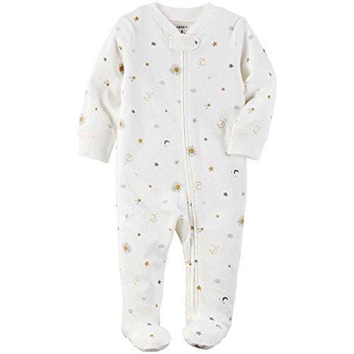 Carters Baby Interlock Sleep Footie