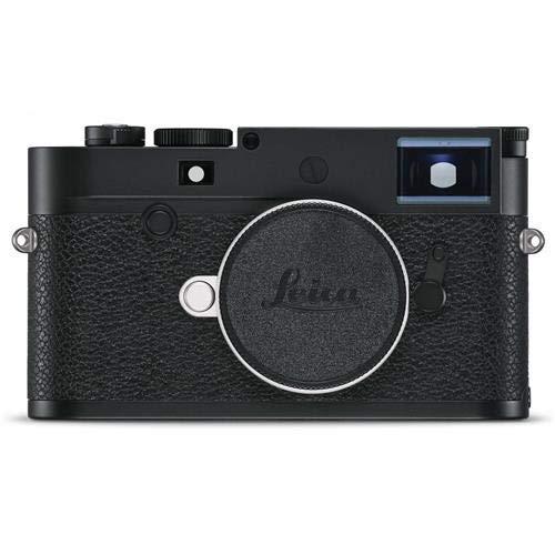 Leica M10-P Digital Rangefinder Camera 20021 (Black Chrome) from Leica