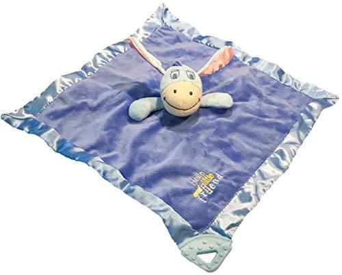 (Kids Preferred Disney Winnie The Pooh & Friends Baby Safety Security Blanket (Eeyor))