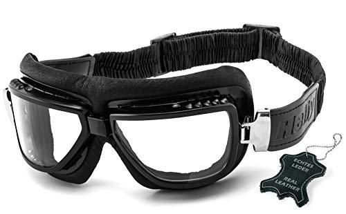 HELLY – No.1 Bikereyes® | Motorradbrille | beschlagfrei, winddicht, HLT® Kunststoff-Sicherheitsglas nach DIN EN 166…