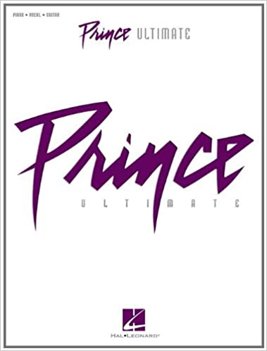 Amazon.com: Prince - Ultimate (0884088540883): Prince: Books