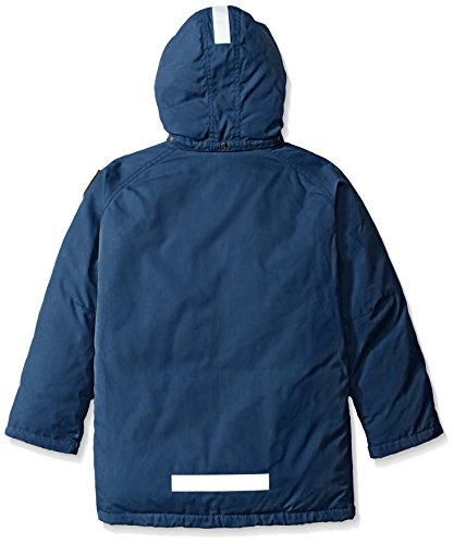 Fjallraven Kids Greenland Down Parka, 134, Blueberry by Fjallraven (Image #2)