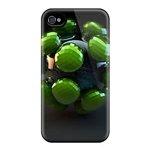 Cometomecovers Cases Covers For Iphone 6 Plus - Retailer Packaging 3d Abstract Protective Cases