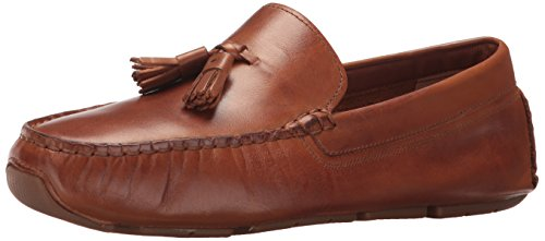 Cole Haan Women's Rodeo Tassel Driver Loafer, Luggage Leather, 8 B USLuggage Leather8 B - Shoes Haan Driving Cole Women