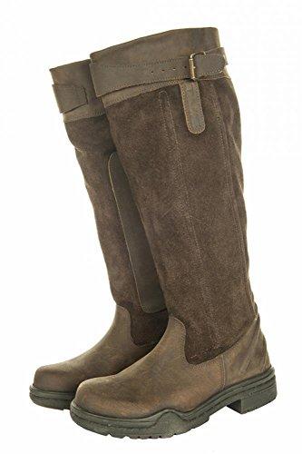 Brown EU40 Spring boots UK6 Fashion 5 Pisa HKM qxUZBWSnBw