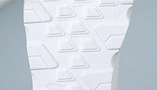 【Topics Garden】レディース スニーカー 可愛い スポーツシューズ ランニング ピーチピンク パステルカラー 弾力性抜群 防滑性 通気性 (エコバッグ付き)