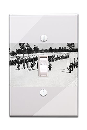 land-o-lakes-wisconsin-skiers-on-parade-near-kings-gateway-hotel-light-switchplate-cover