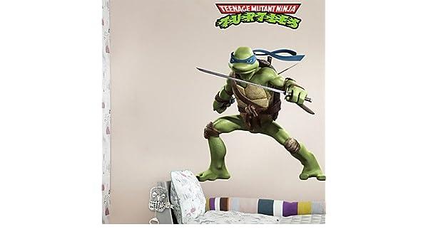 PI pegatinas de pared Adhesivos de pared, tortugas ninjas ...