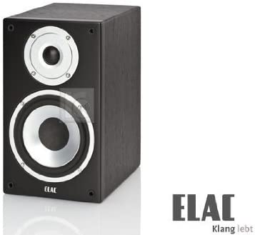 Elac Monitor Bs53 2 Esche Schwarz Dekor Elektronik