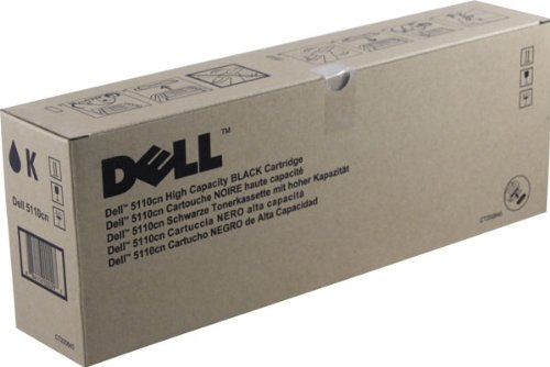 Dell 5110cn High Yield Black Toner 18000 Yield ()