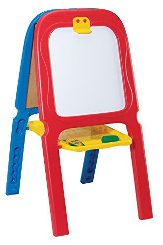 crayola 3 in 1 double easel with magnetic letters crayola 3 in 1 easel kid s easel import it all 21223
