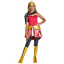 Rubies Costume Kids Ever After High Dragon Games Apple White Costume, Medium