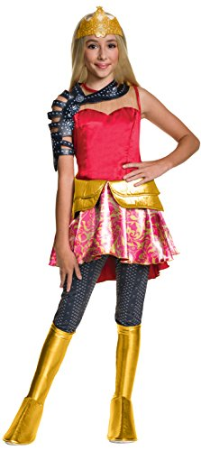 Rubie's Costume Kids Ever After High Dragon Games Apple White Costume, Small - Apple White Halloween Costumes