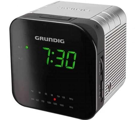 Radio Réveil GRUNDIG SC590 NOIR