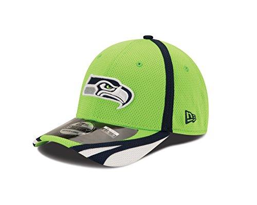 NFL Seattle Seahawks Rev Team Training Cap, Medium/Large