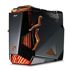 Acer Predator AG7750-U2222 Extreme Gaming Desktop (Orange/Black) (Discontinued by Manufacturer)
