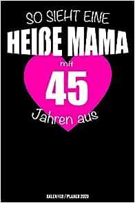 Heiße Mutter Sieht Schwarz